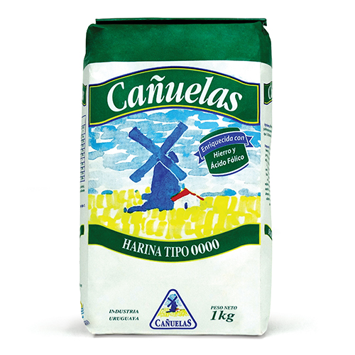 Farinha de Trigo Cañuelas