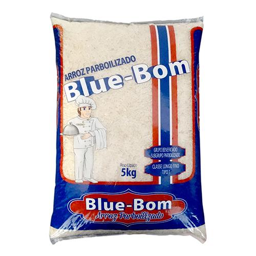 Arroz Blue Bom Parborizado