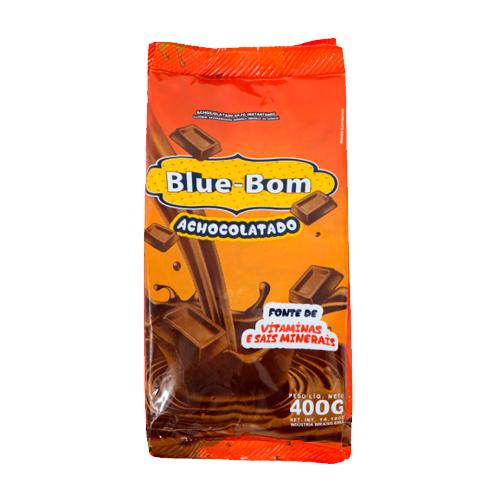 Achocolatado em Pó Blue Bom 400gr Sachê