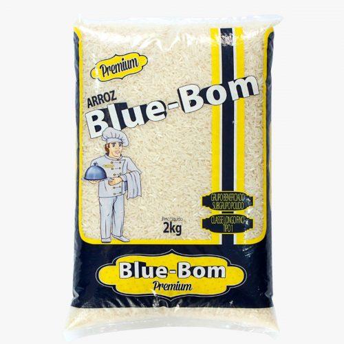 Arroz Blue Bom 2kg