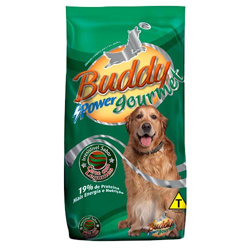 Ração Buddy Gourmet