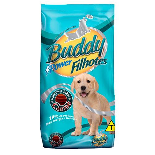 Ração Buddy Power Filhotes