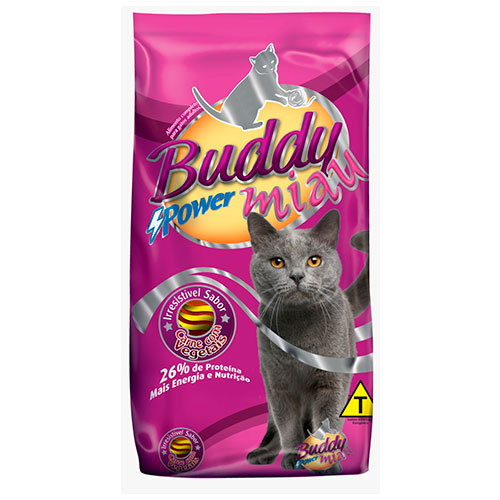 Ração Buddy Miau Mix