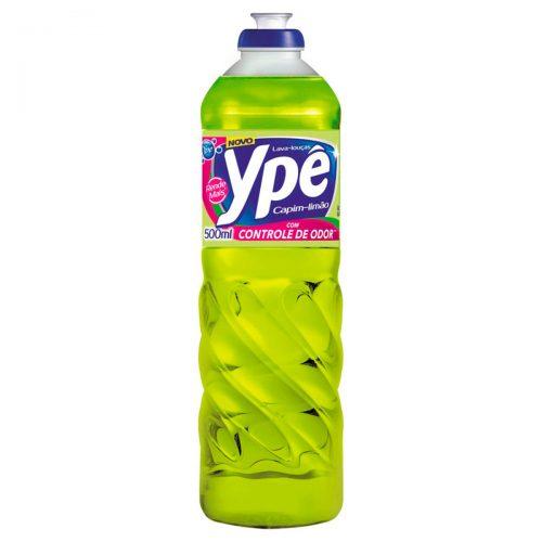 Detergente Líq. Ypê – Capim Limão
