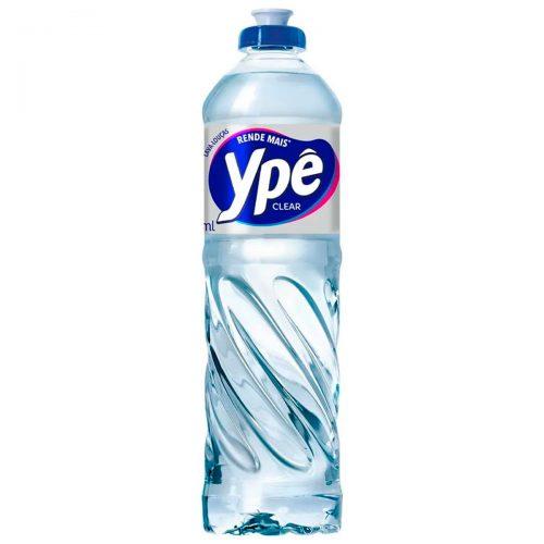 Detergente Líq. Ypê – Clear