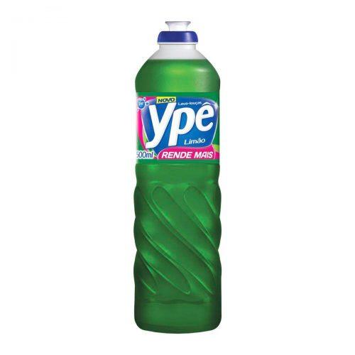 Detergente Líq. Ypê – Limão