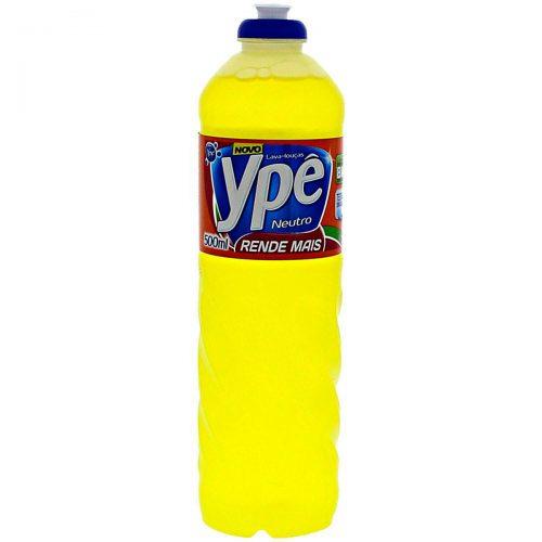 Detergente Líq. Ypê – Neutro