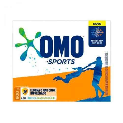 Sabão em Pó Omo Sports 800gr