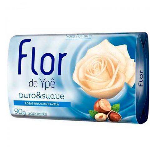 Sabonete Flor de Ypê Branco