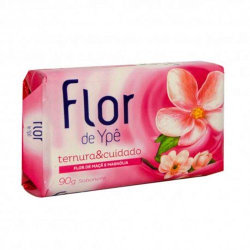 Sabonete Flor de Ypê Rosa